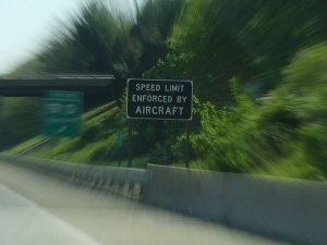 speed limit enforced 1